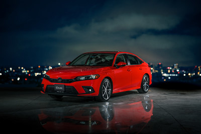 El nuevo Honda Civic 2022