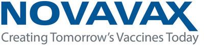Novavax Logo (PRNewsfoto/Novavax)