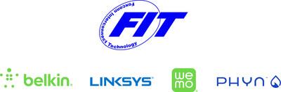 Foxconn Interconnect Technology x Belkin International logo