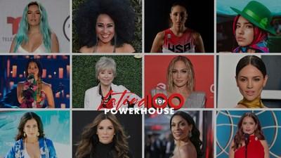 HOLA! 2021 Latina Powerhouse Top 100